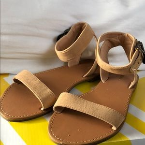 Tan Sandals Forever 21